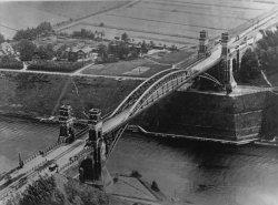 Grünentaler Hochbrücke 1936