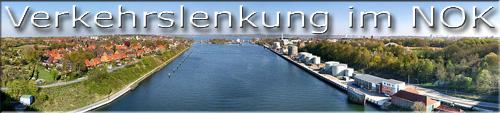Verkehrslenkung im Kiel Canal