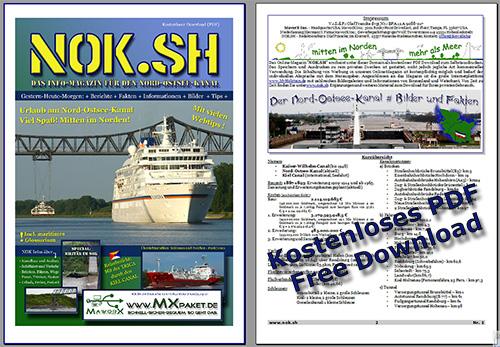 NOK.SH Das Magazin